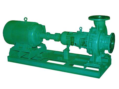 单级卧式石油化工流程泵